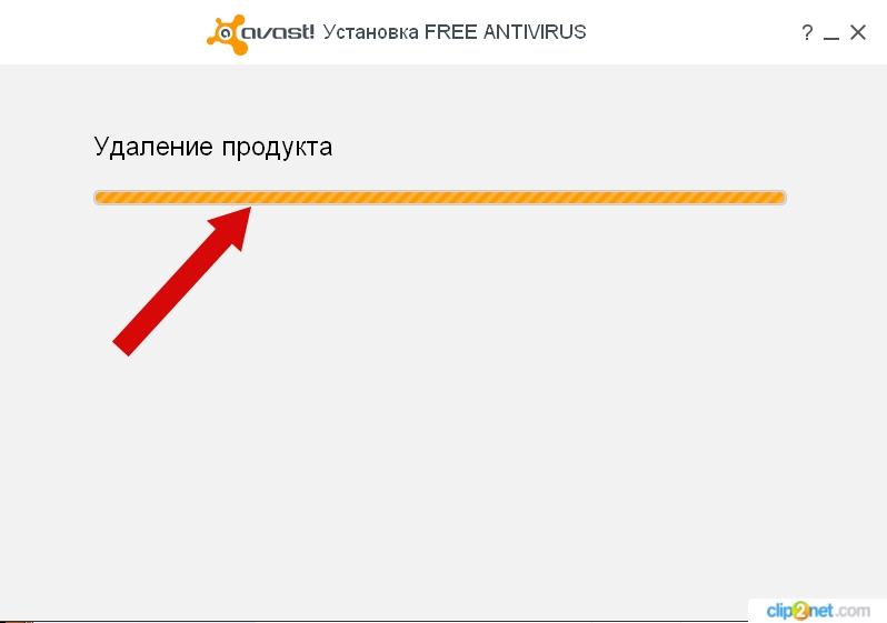 Как полностью удалить Avast пошаговая инструкция