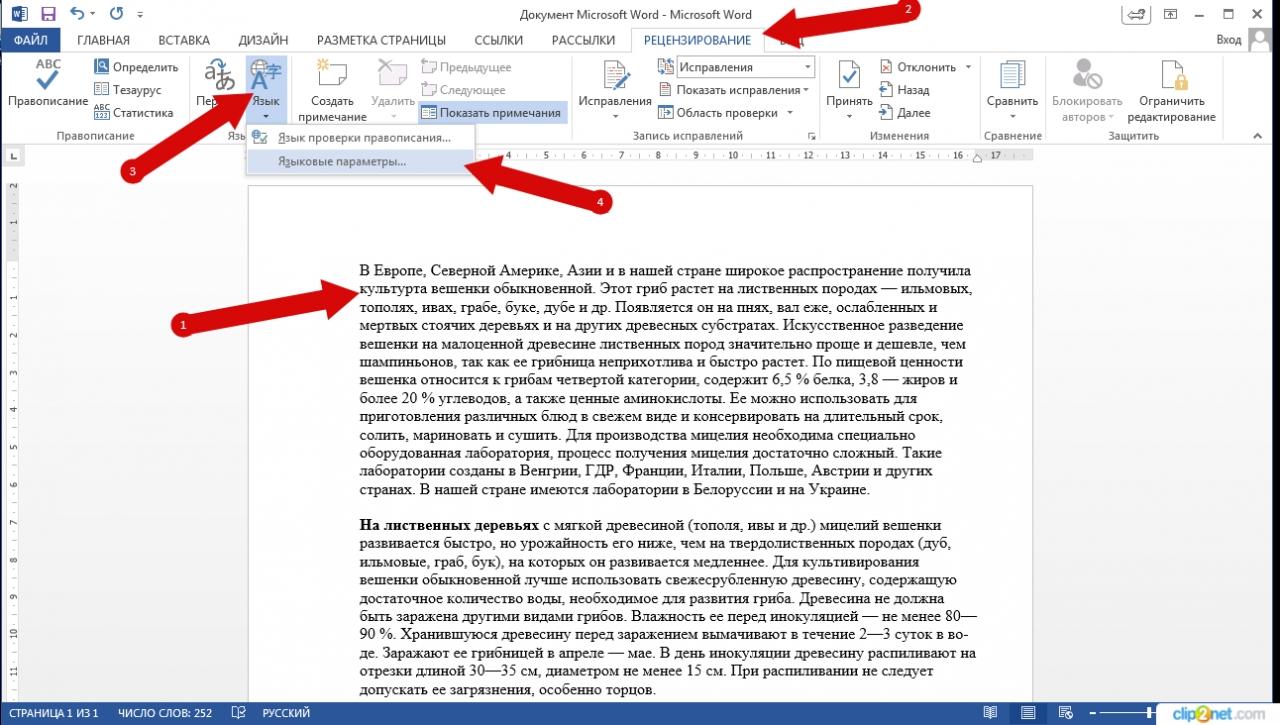 Как настроить автозамену в Word 2013 пошаговая инструкция