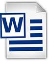 Как создать новый документ в Word 2013