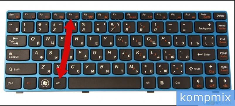 Как выключить компьютер на Windows 10 инструкция