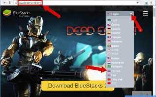 Как скачать и установить программу BlueStacks на компьютер
